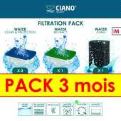 "CONSUMABLES - Pack 3 Months ""M"""