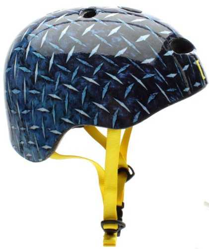 Code TKC Team Casque pour Enfant Multicolore Multicolore 54-60 cm