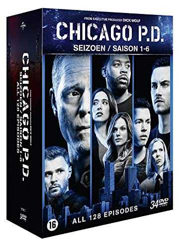 Chicago Police Department-Saisons 1 à 6 [DVD]