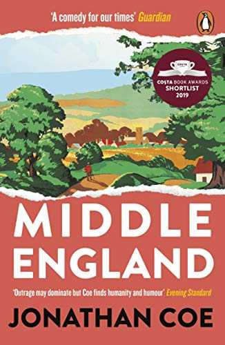 Middle England: Shortlisted for the Costa Prize 2019 (English Edition)