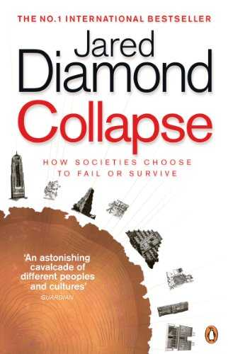 Collapse: How Societies Choose to Fail or Survive (English Edition)