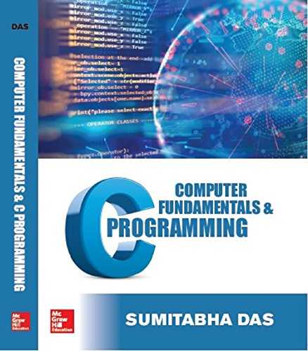 Computer Fundamentals And C Programming