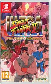 Ultra Street Fighter II: The Final Challengers (Nintendo Switch) [UK IMPORT]