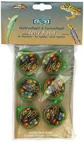 Namiba Terra 0289 Beetle et Insect Vitamine Fruit Jelly Large, Lot de 6
