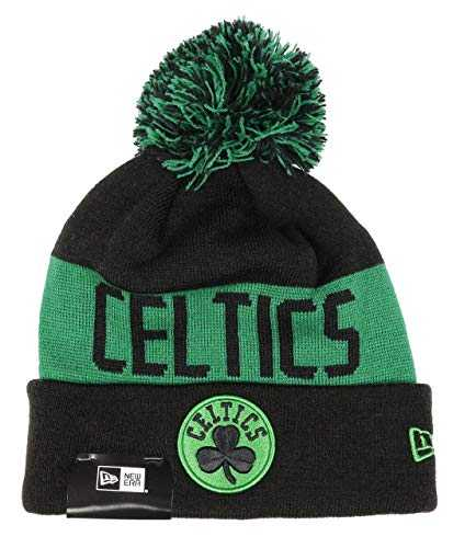 New Era Team Tonal Knit Boston Celtics Bonnet