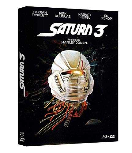 Saturn 3 [Combo Blu-Ray   DVD]