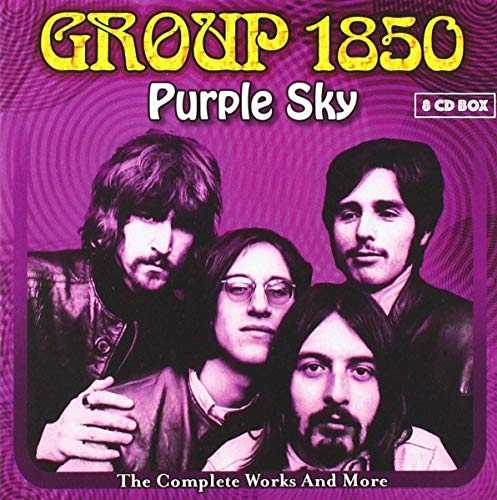 Purple Sky-Complete. [Import Belge]
