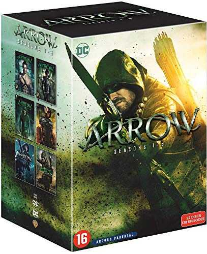 Arrow-Saisons 1-6