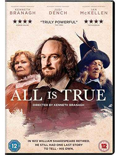 All Is True [DVD] (IMPORT) (Pas de version française)
