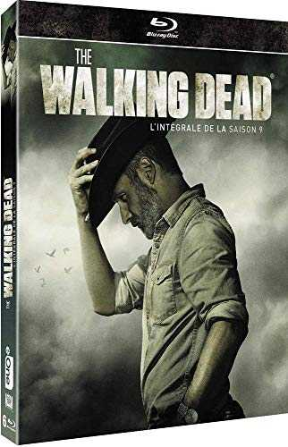 The Walking Dead-L´intégrale de la Saison 9 [Blu-Ray]