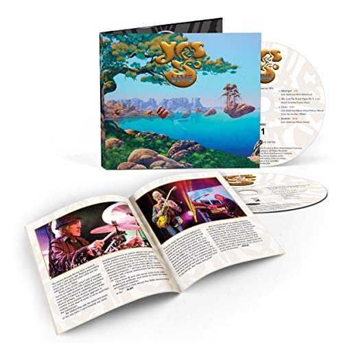 Yes 50 Live (Édition 2cd)