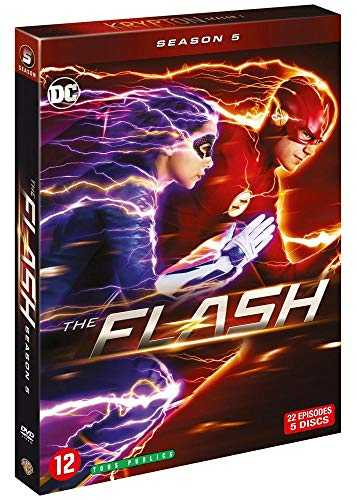 Flash-Saison 5 [DVD]