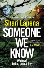 Someone We Know: From the number one bestselling author of The Couple Next Door (English Edition)