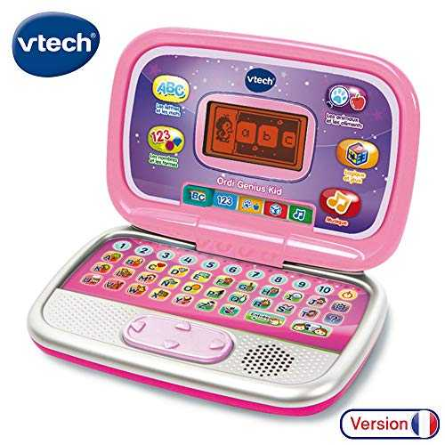 V Tech - Ordi Genius Kid, Rose