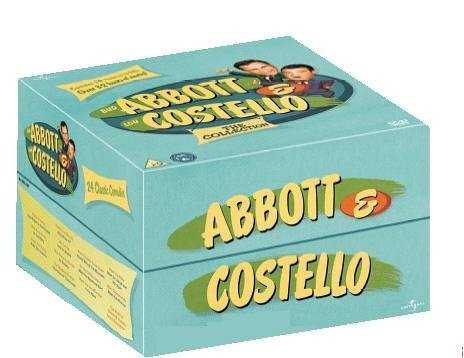 Abbott and Costello Collection [Import anglais]