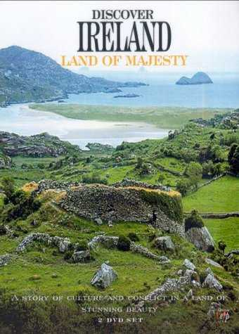 Discover Ireland - Land of Majesty [Import anglais]