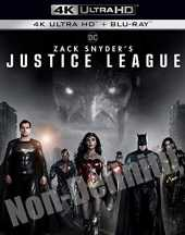 Zack Snyder´s Justice League [4K Ultra HD + Blu-Ray]
