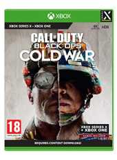 Call of Duty: Black Ops Cold War (Xbox Series X) - Import UK