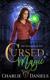 Cursed Magic: A Paranormal Academy Romance