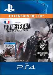 Homefront: The Revolution Expansion Pass [Extension du Jeu] [PS4 – Code jeu à télécharger]