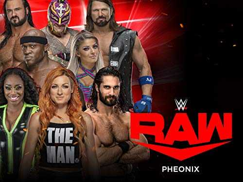 WWE Raw à Phoenix - Season 1