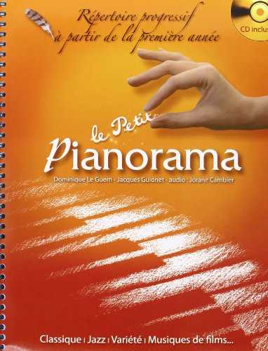 Le Petit Pianorama   1 CD