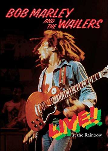 Bob Marley & The Wailers : Live at the rainbow