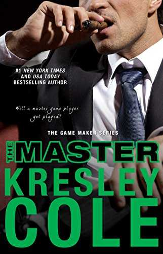The Master (The Game Maker Series Book 2) (English Edition)