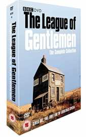 The League Of Gentlemen - The Complete Collection - Import Zone 2 UK (anglais uniquement) [Import anglais]