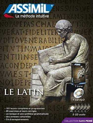 Le Latin Superpack (livre 5CD audio 1 CD mp3)