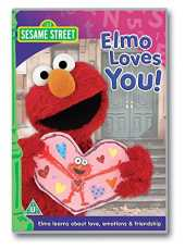 Elmo Loves You [Import anglais]