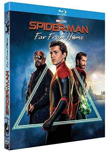 Spider-Man : Far from Home [Blu-Ray]