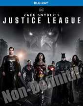 Zack Snyder´s Justice League [Blu-Ray]