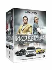 Wheeler Dealers: The Complete Collection [DVD] [Import anglais]