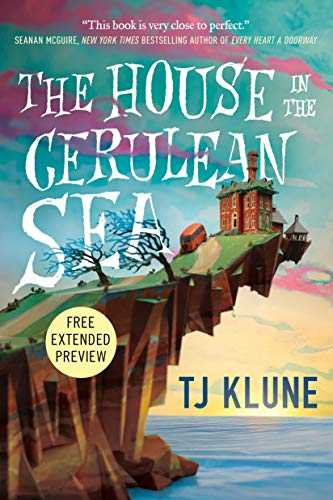 The House in the Cerulean Sea Sneak Peek (English Edition)
