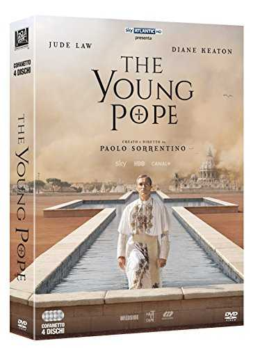The Young Pope (4 DVD) [Import]