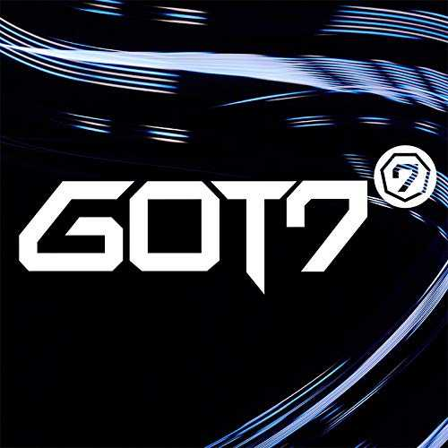 JYP GOT7 - Spinning Top [Random ver.] 1CD 84p Photobook 2Photocards Pre-Order Benefit Folded Poster Double Side Extra Photocards Set