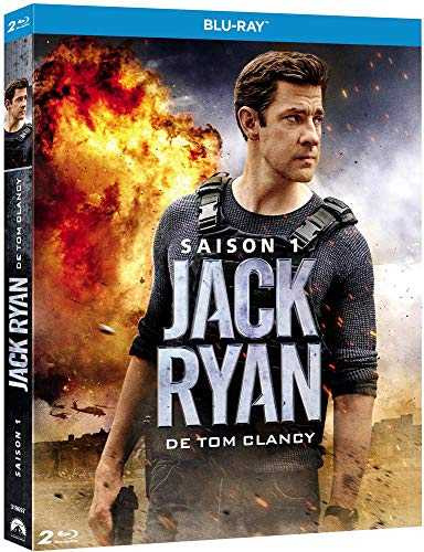 Jack Ryan de Tom Clancy-Saison 1 [Blu-Ray]