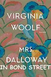 Mrs Dalloway in Bond Street Illustrated (English Edition)