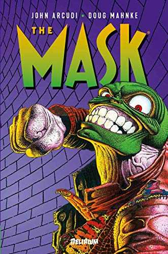 THE MASK: Intégrale Vol. 1