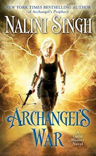 Archangel´s War (A Guild Hunter Novel Book 12) (English Edition)