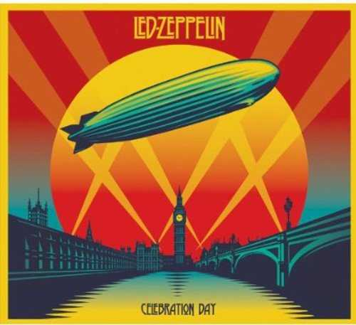 Celebration Day (Edition Deluxe 2 CD   Blu Ray   DVD Digipack Format CD)