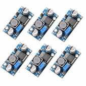MUZOCT 6paquets LM2596 DC vers DC Buck Converter 3.0–40V vers 1.5–35V Power Supply Module Step Down Convertisseur