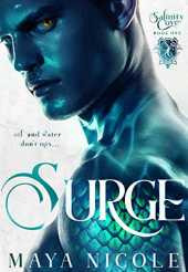 Surge: A High School Bully Romance (Salinity Cove Book 1) (English Edition)
