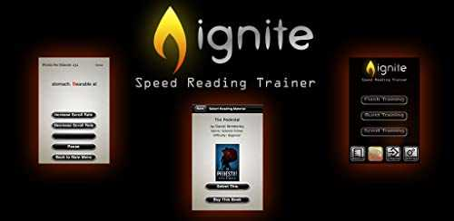 Speed Reading Tutor