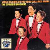 Songs We Sang on the Andy Williams Show