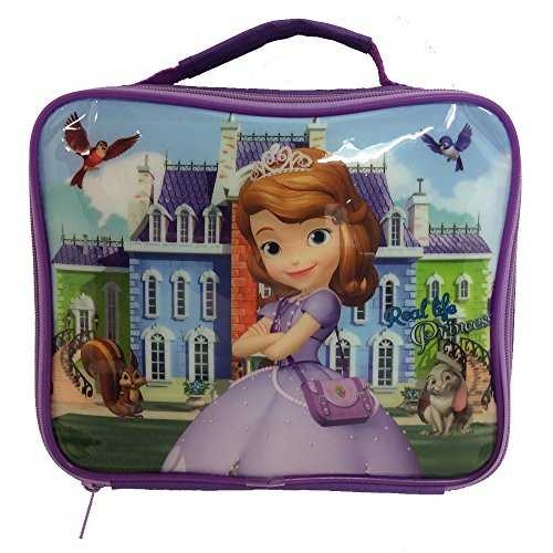 Sofia the First Sac Repas Multicolore