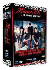 Miami Ink - the Complete Series Two [Import anglais]