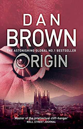 Origin: (Robert Langdon Book 5) Sunday Times bestseller (English Edition)