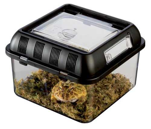 Exo terra Transport pour Reptile Breeding Box S
